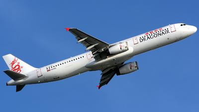 B-HTD - Airbus A321-231 - Dragonair