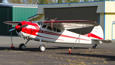 N4356N - Cessna 195A - Private