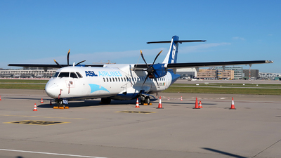 A picture of EISOO - ATR 72500(F) - ASL Airlines - © Johannes Reichert