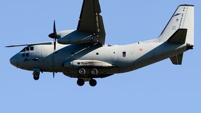 MM62222 - Alenia C-27J Spartan - Italy - Air Force
