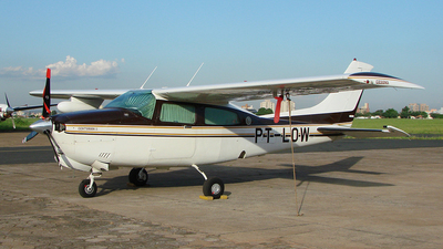 PT-LOW - Cessna 210N Centurion II - Private