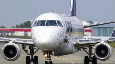 SP-LIK - Embraer 170-200LR - LOT Polish Airlines