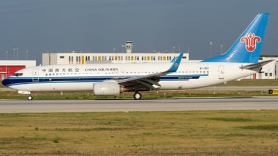 A picture of B1921 - Boeing 73786N - China Southern Airlines - © HXD3D-0080