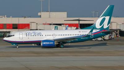 N313AT - Boeing 737-7BD - airTran Airways