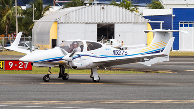 N527S - Diamond DA-42 MNG - Private