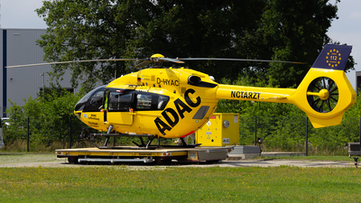 D-HYAC - Airbus Helicopters H145 - ADAC Luftrettung