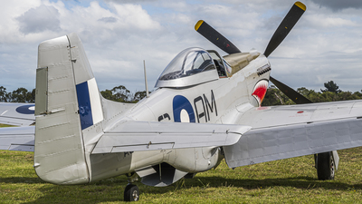 VH-SVU - CAC CA-18 Mk.23 Mustang - Australia - Royal Australian Air Force (RAAF)