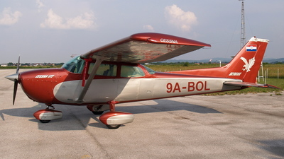 9A-BOL - Cessna 172N Skyhawk - Private