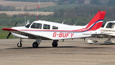 A picture of GBUFY - Piper PA28161 - [288016211] - © Stephen Duquemin