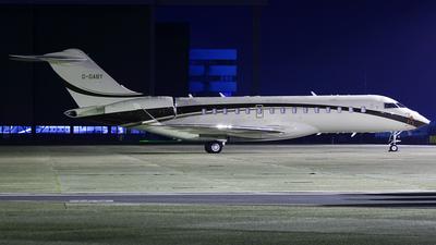 G-GABY - Bombardier BD-700-1A10 Global Express - Ocean Sky Aviation