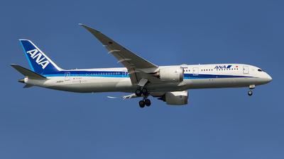 JA884A - Boeing 787-9 Dreamliner - All Nippon Airways (ANA)