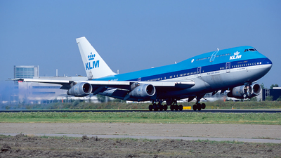 PH-BUU - Boeing 747-306(M) - KLM Royal Dutch Airlines