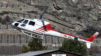 A picture of HBZNJ - Eurocopter AS350 B3 Ecureuil -  - © Paul Denton