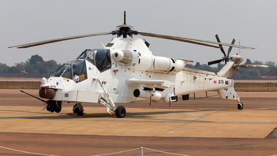 670 - Denel CSH-2 Rooivalk - South Africa - Air Force