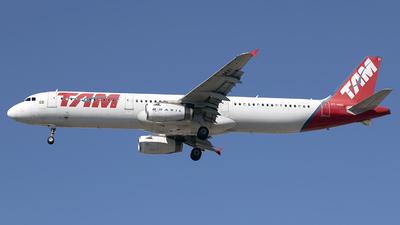 PT-MXI - Airbus A321-231 - TAM Linhas Aéreas