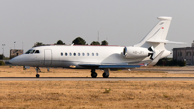 HB-JFI - Dassault Falcon 2000LX - Jet Aviation Business Jets