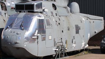 N16-238 - Westland Sea King Mk.50a - Australia - Royal Australian Navy (RAN)