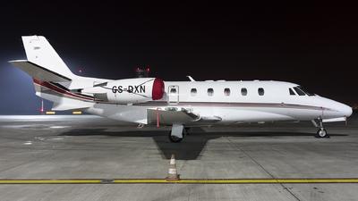 A picture of CSDXN - Cessna 560XL Citation XLS - NetJets - © Łukasz Stawiarz