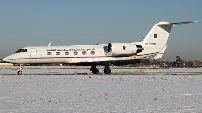 7T-VPM - Gulfstream G-IV(SP) - Algeria - Air Force