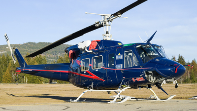C-GRIL - Bell 212 - Ascent Helicopters