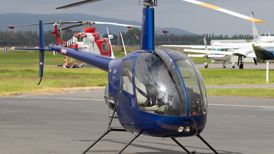 ZK-IVV - Robinson R22 Beta II - Private