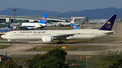 HZ-AK29 - Boeing 777-368ER - Saudi Arabian Airlines