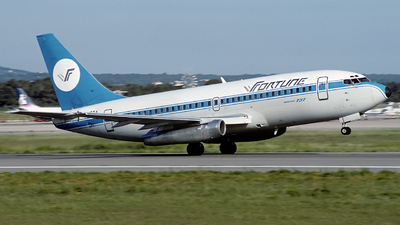 I-JETA - Boeing 737-229(Adv) - Fortune Aviation