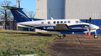 G-JASS - Beechcraft B200 Super King Air - 2 Excel Aviation