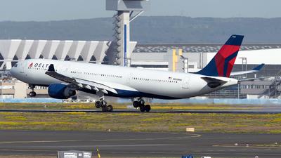 A picture of N820NW - Airbus A330323 - Delta Air Lines - © Sebastian Thiel