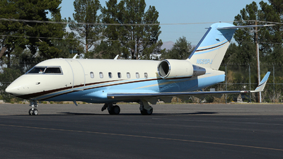 N620PJ - Bombardier CL-600-2B16 Challenger 601-3R - Private