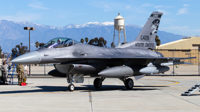88-0428 - General Dynamics F-16C Fighting Falcon - United States - US Air Force (USAF)
