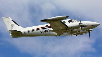 TI-AVI - Cessna 340A - CarmonAir