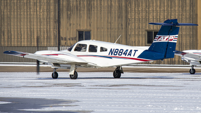 N884AT - Piper PA-44-180 Seminole - ATP Flight School