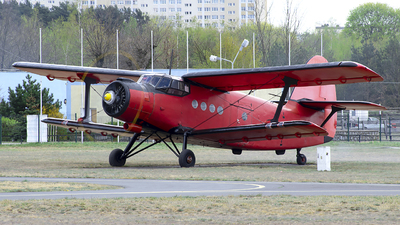 SP-FMH - PZL-Mielec An-2T - Private