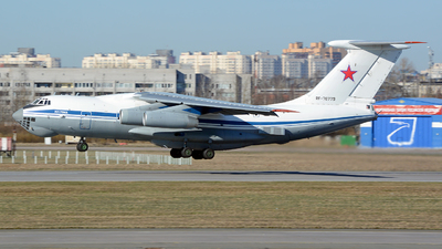 RF-76779 - Ilyushin IL-76MD - Russia - Air Force