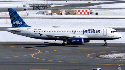 N729JB - Airbus A320-232 - jetBlue Airways