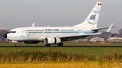 A picture of YRBGG - Boeing 73778J - Tarom - © C. v. Grinsven