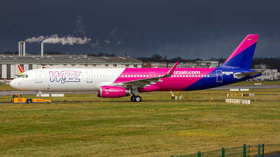 D-AVYJ - Airbus A321-231 - Wizz Air UK