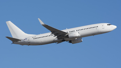 OM-GTF - Boeing 737-86J - Go2Sky