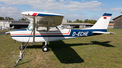 D-ECHE - Reims-Cessna F172H Skyhawk - Private