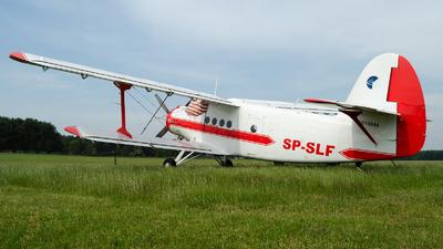 SP-SLF - Antonov An-2 - Aero Club - Ziemi Lubuskiej