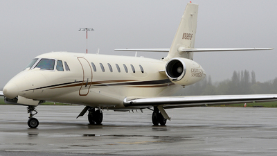 N888SF - Cessna 680 Citation Sovereign - Private