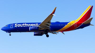 N8540V - Boeing 737-8H4 - Southwest Airlines