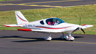 D-MNLO - Roko Airplane NG6 UL - Private