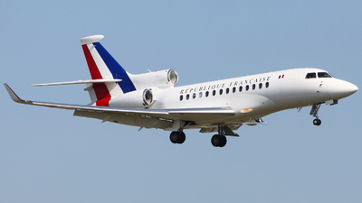 68 - Dassault Falcon 7X - France - Air Force