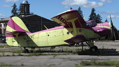 YL-CCF - PZL-Mielec An-2T - Private