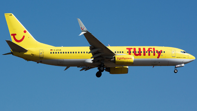 D-ATUB - Boeing 737-8K5 - TUIfly
