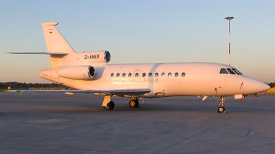 D-AHER - Dassault Falcon 900EX - Heron Aviation