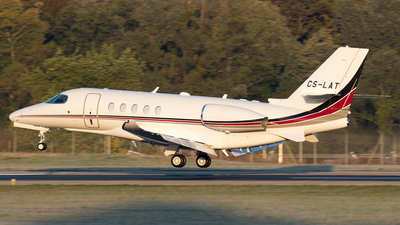 CS-LAT - Cessna Citation Latitude - NetJets Europe