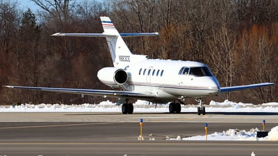 N983CE - Raytheon Hawker 800XP - Private